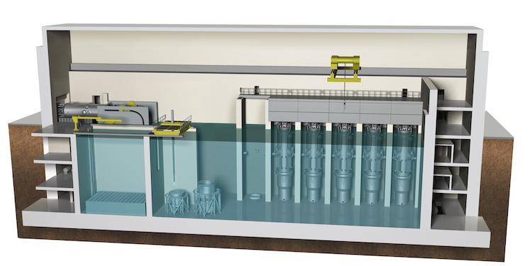NuScale Reactor Nuclear